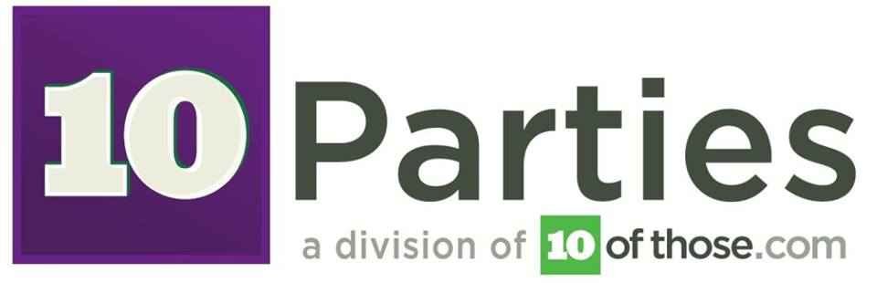 10ofThose 10Parties Christian Books Logo