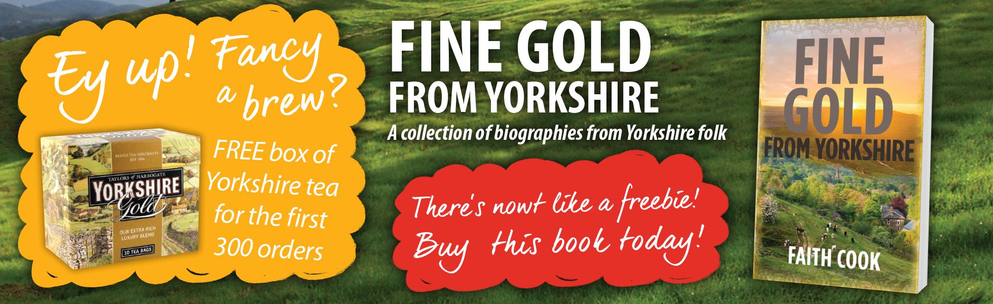 Fine Gold Tea Bag Offer